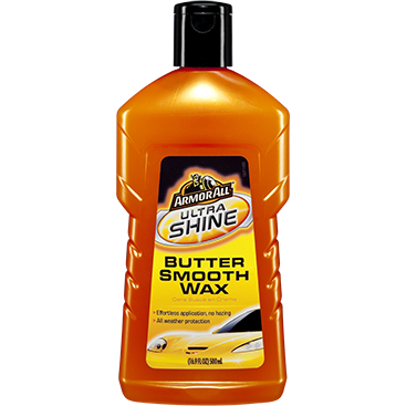 ARMOR ALL BUTTER WAX (500ML)