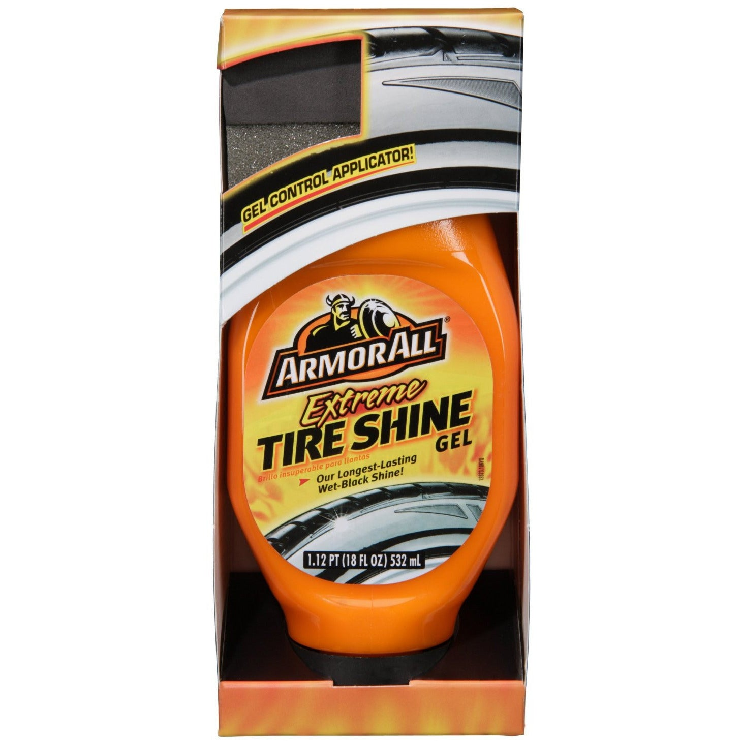 ARMORALL Extreme Tire Shine Gel with Applicator (532 ML)
