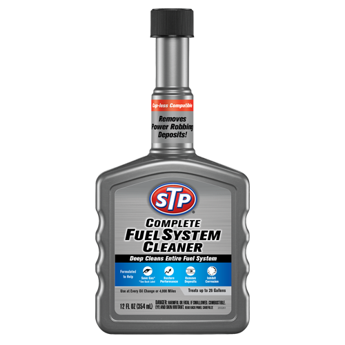 STP Complete Fuel System Cleaner (354ml)