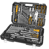 INGCO 142 Pcs combination tools set