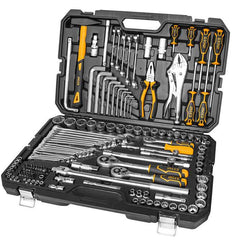 INGCO 142 Pcs combination tools set - Autohub Pakistan