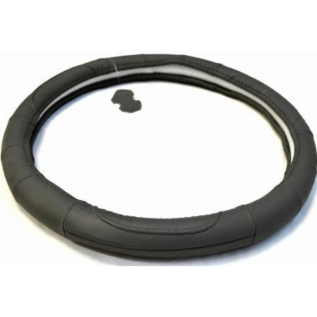 STEERING COVER LEATHER (Blister pack)