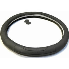 STEERING COVER LEATHER (Blister pack) - Autohub Pakistan - 1