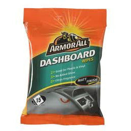 Armorall Dashboard Matt Wipes (FLOW)