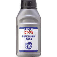 Liqui Moly Brake fluid DOT 4 (Synthetic) 250ml - Autohub Pakistan