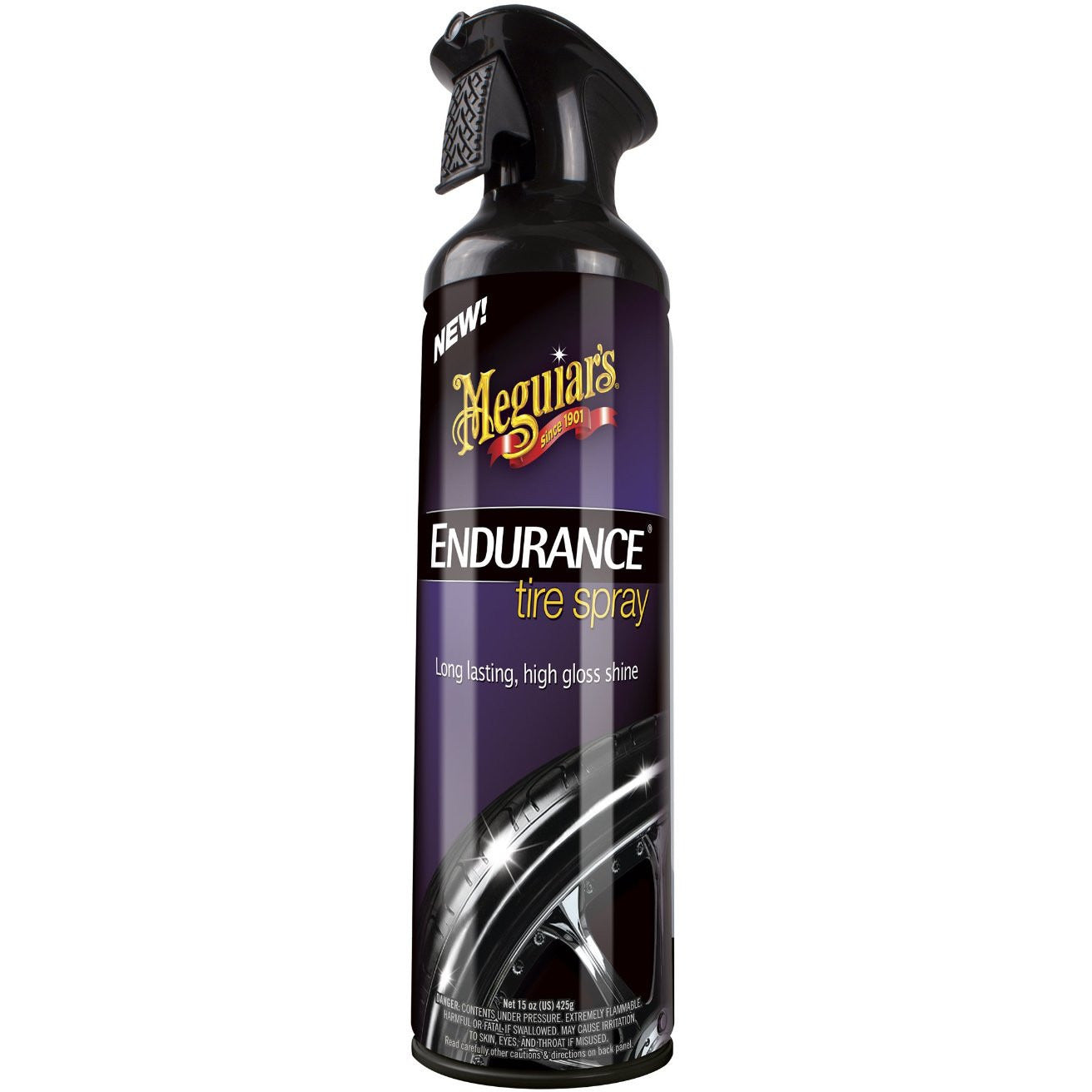 Meguiar's Endurance Tire Spray (Aerosol) 15 oz.