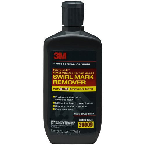 3M Perfect-it II Foam polishing Pad Glaze Dark, 16 fl oz.
