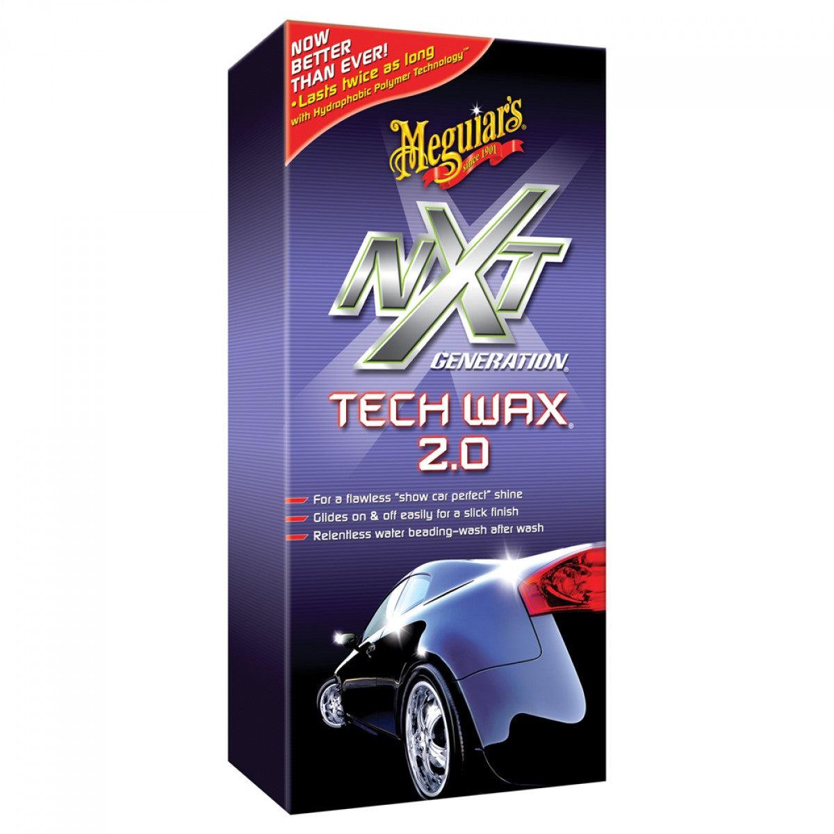 Meguiars NXT Generation Tech Wax 2.0 - Liquid (532ml)