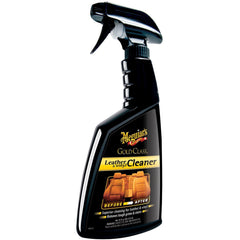 Meguiar's Gold Class Leather & Vinyl Cleaner - Autohub Pakistan