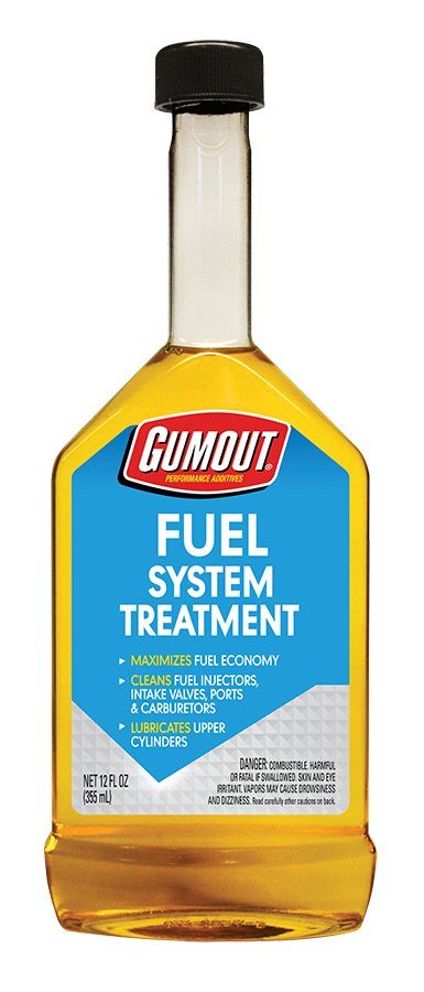 Gumout Fuel System Treatment 16oz.
