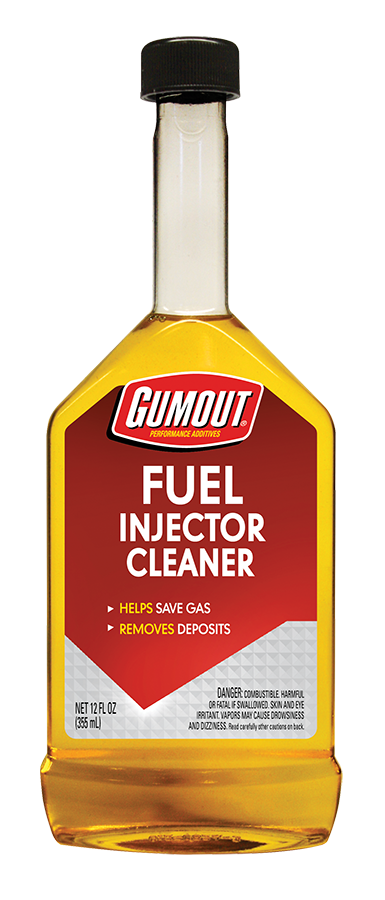 Gumout Fuel Injector Cleaner 12oz.