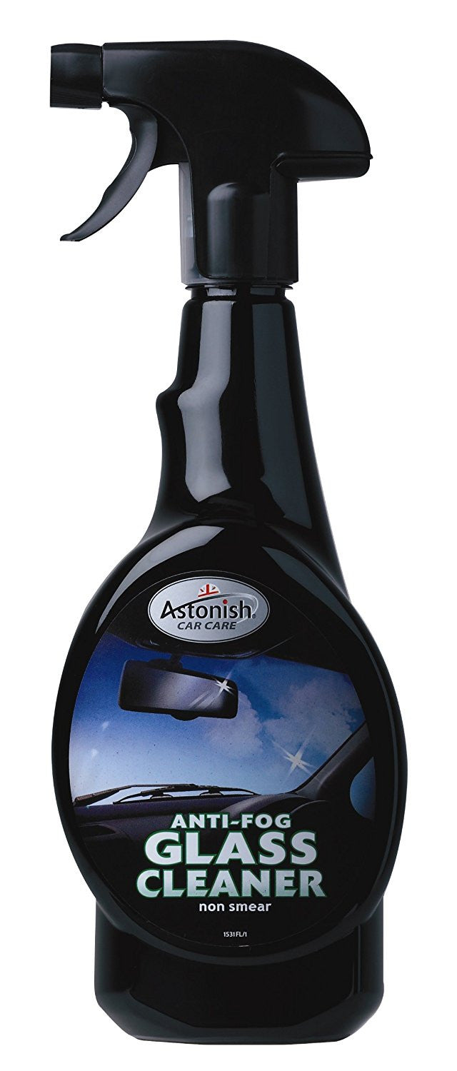 Astonish Glass Cleaner / Anti fog