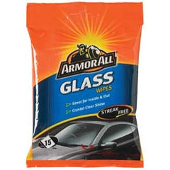 Armorall Glass Wipes (Flow) 20CT