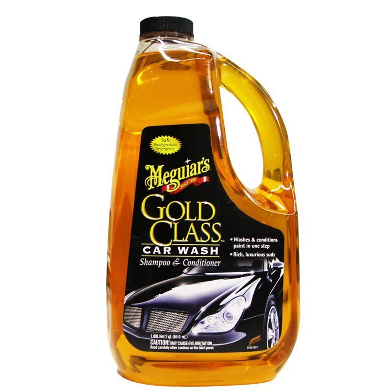 MEGUIAR'S GOLD CLASS CAR WASH SHAMPOO