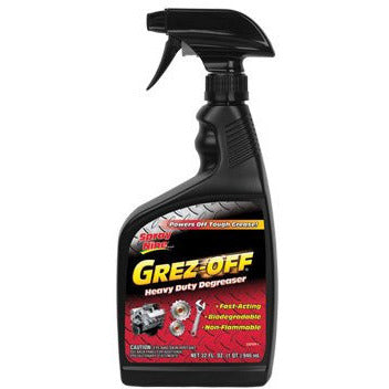 GREZ OFF HD DEGREASER- Spray Nine (32 oz.)