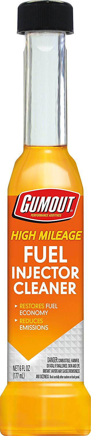 Gumout High Milage Fuel Injector Cleaner 177ml