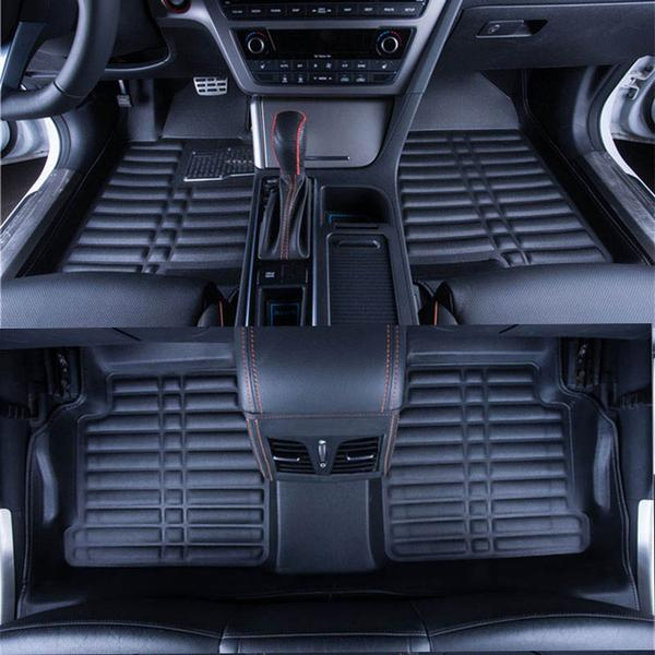 5D Floor Mats- Honda Civic (2016-2017)
