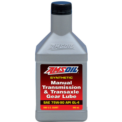 AMSOIL Manual Transmission & Transaxle 75W-90, GL-4 (946ml)