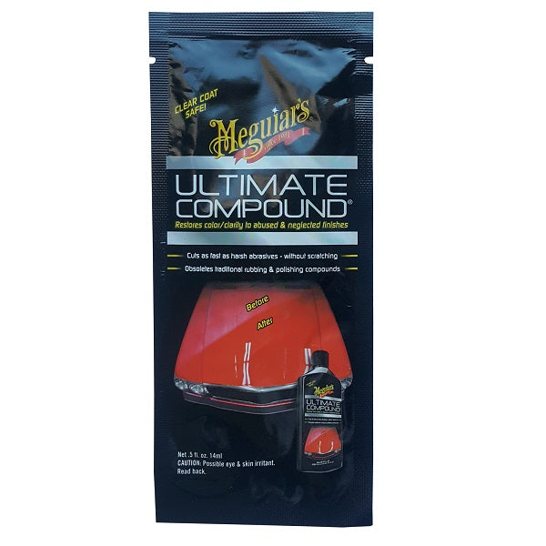 Meguiar's Ultimate Compound Sachet 0.5oz.