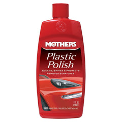 Mother's Plastic Polish (8 Oz.)