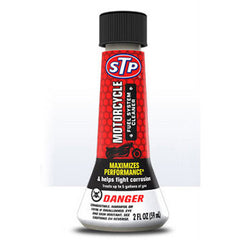 STP Motorcycle Fuel System Cleaner - Autohub Pakistan