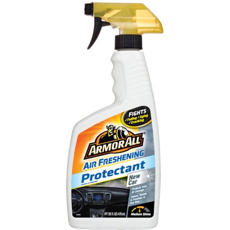 Armorall Air Freshening Protectant  New Car