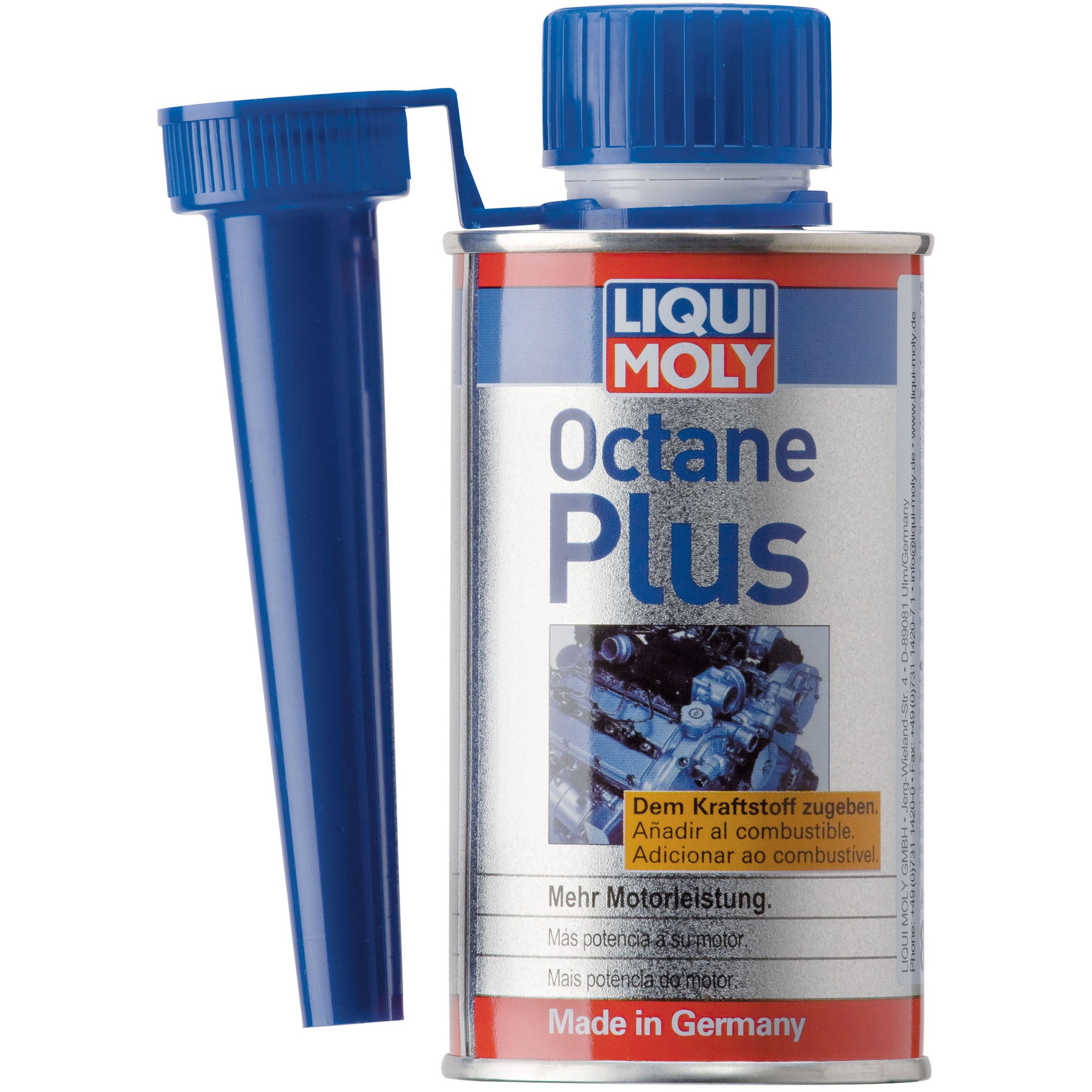 Liqui Moly Octane Plus (150 ml)