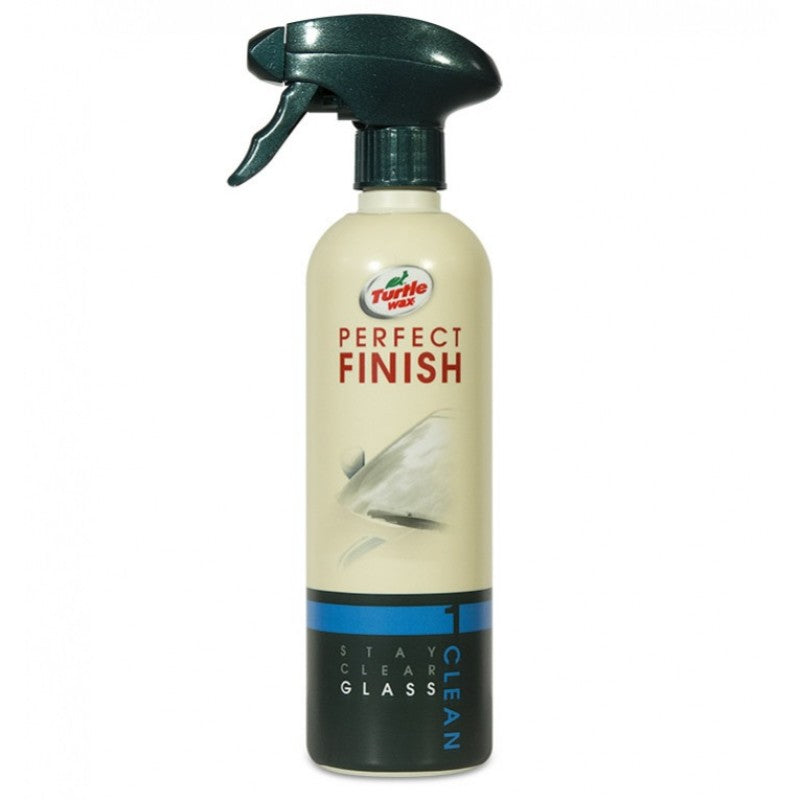 Turtle Wax Perfect Finish Glass Cleaner 500ml