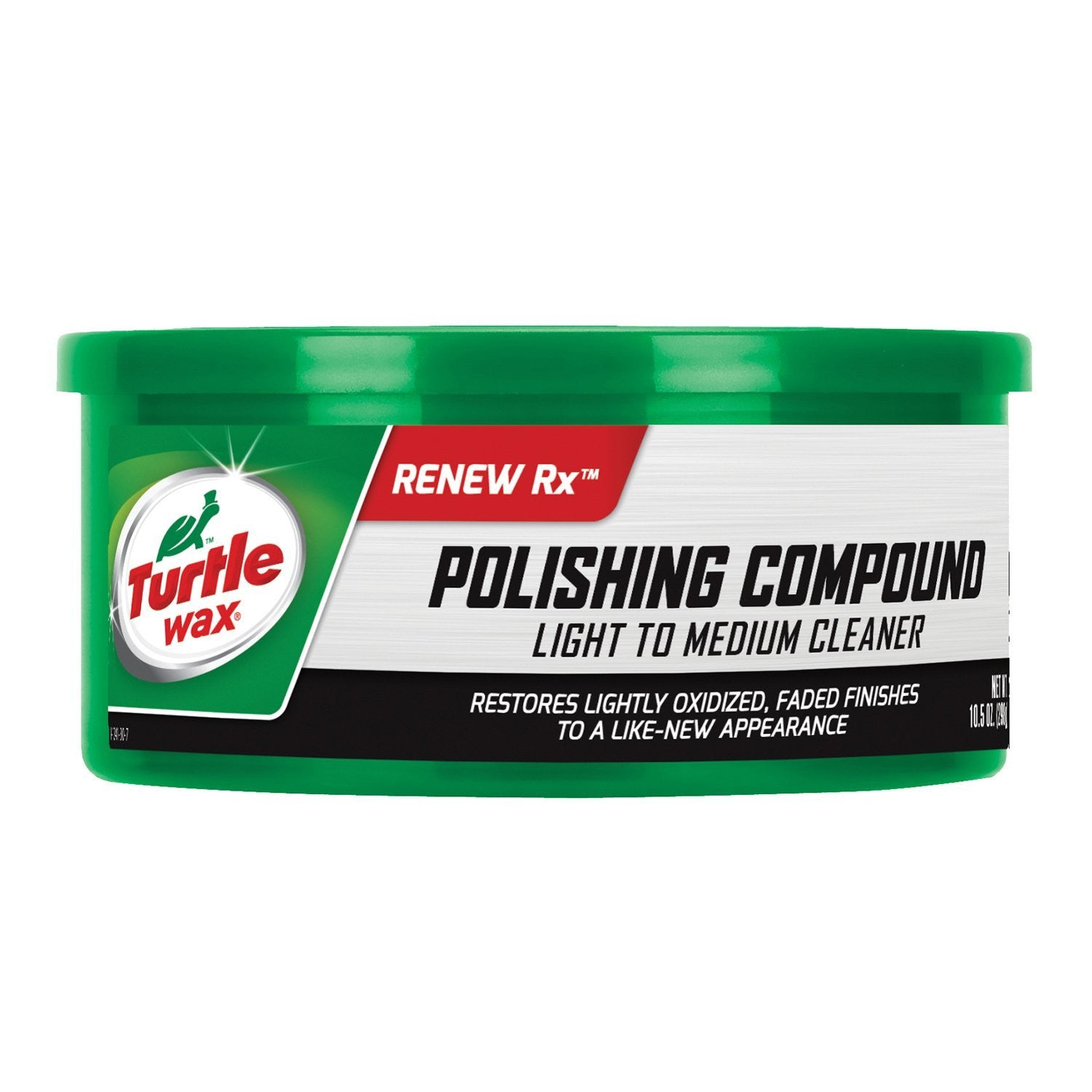Turtle Wax Polishing Compound & Scratch Remover - 10.5 oz.
