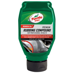 Turtle Wax Premium Rubbing Compound - 18 oz. - Autohub Pakistan