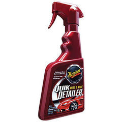 Meguiar's Quick Detailer Mist and Wipe - Autohub Pakistan