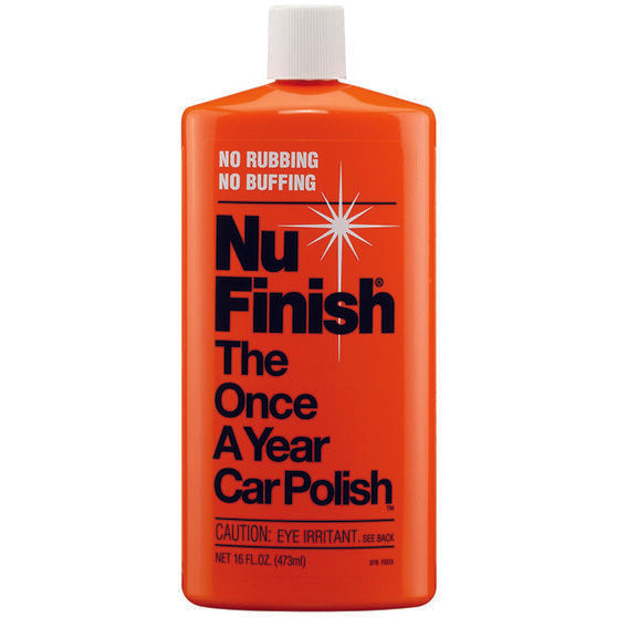 Nu Finish Car Polish Liquid