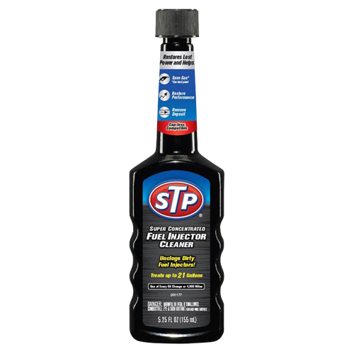 STP  Fuel Injector Cleaner (Black)