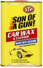 STP Son Of A Gun Liquid Wax - 500 ML - Autohub Pakistan
