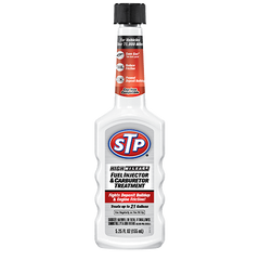 STP High Mileage Fuel Injector & Carburetor Treatment