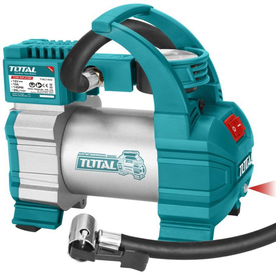 Total Air Compressor 12V (New)