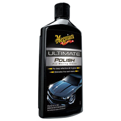 Meguiar's Ultimate Polish - Autohub Pakistan