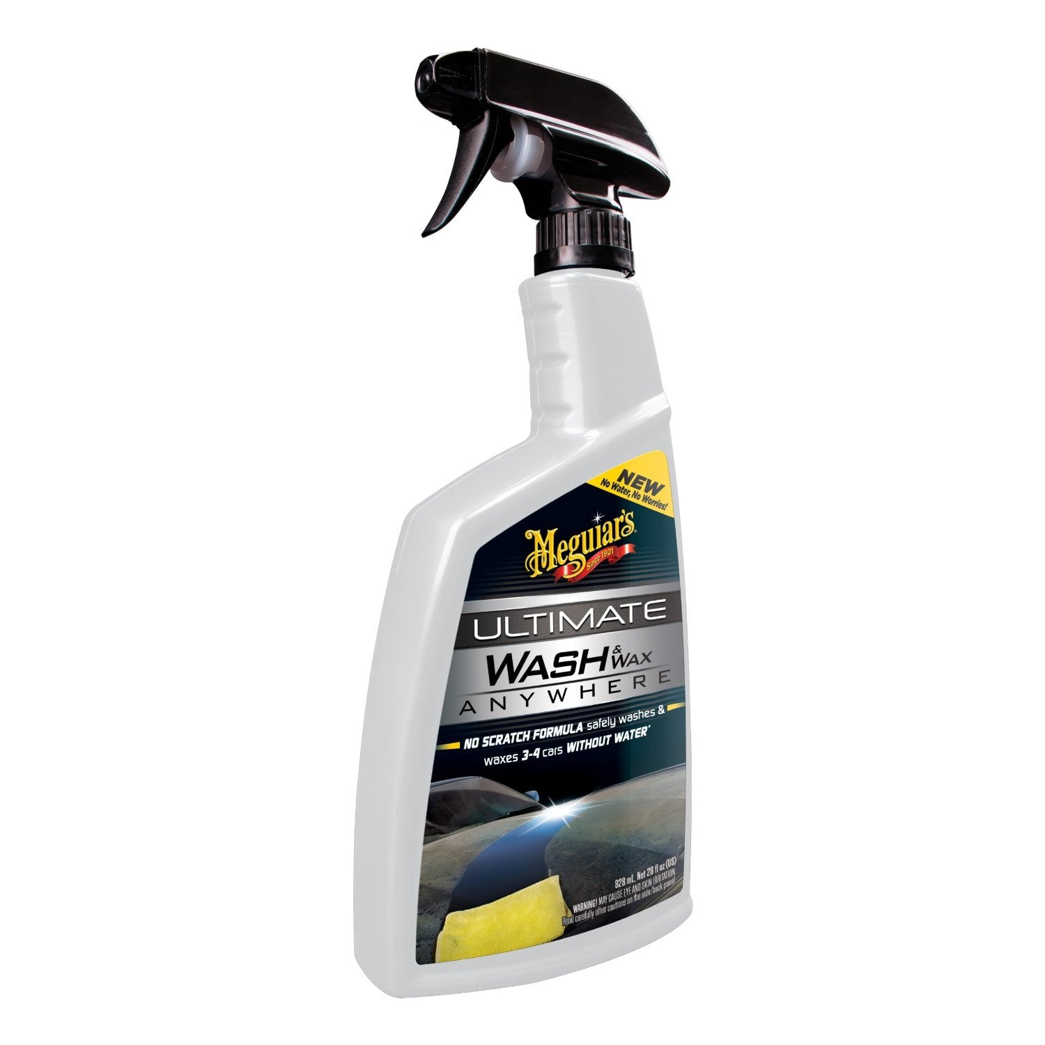Meguiar's Ultimate Wash & Wax Anywhere Spray