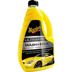 Meguiar's Ultimate Wash and Wax - Autohub Pakistan