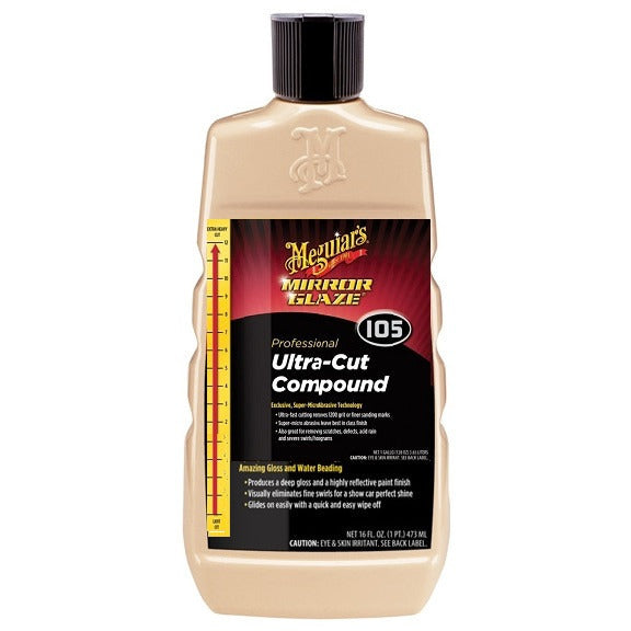 Meguiar's Mirror Glaze Ultra-Cut Compound