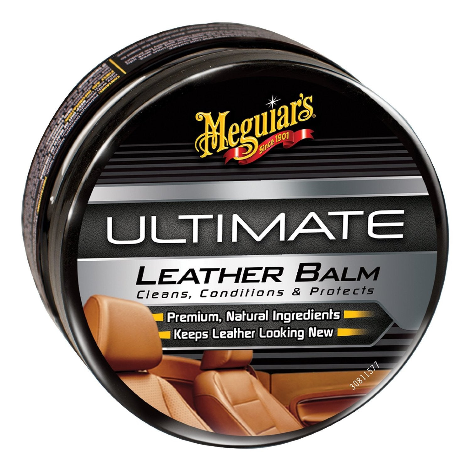 Meguiar's Ultimate Leather Balm