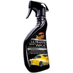 Meguiars Ultimate Quik Wax - Autohub Pakistan
