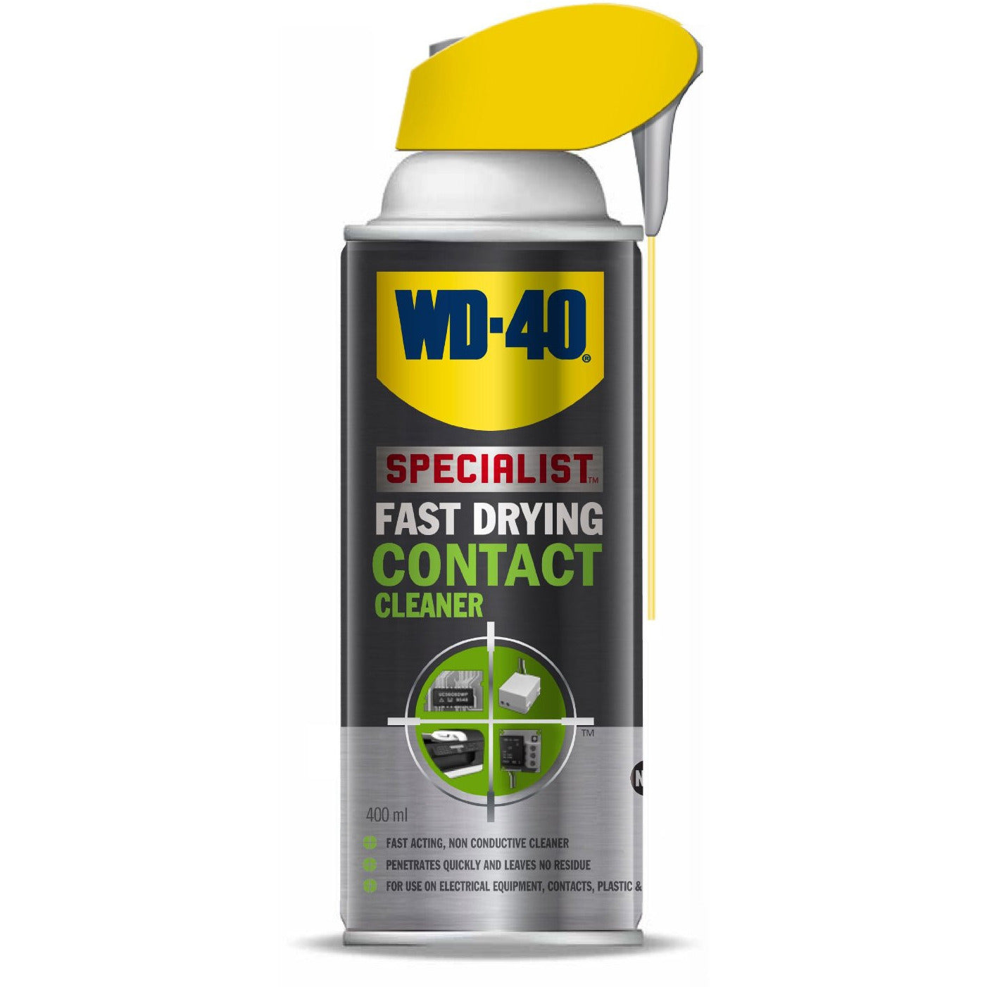 WD-40 CONTACT CLEANER (400ML)
