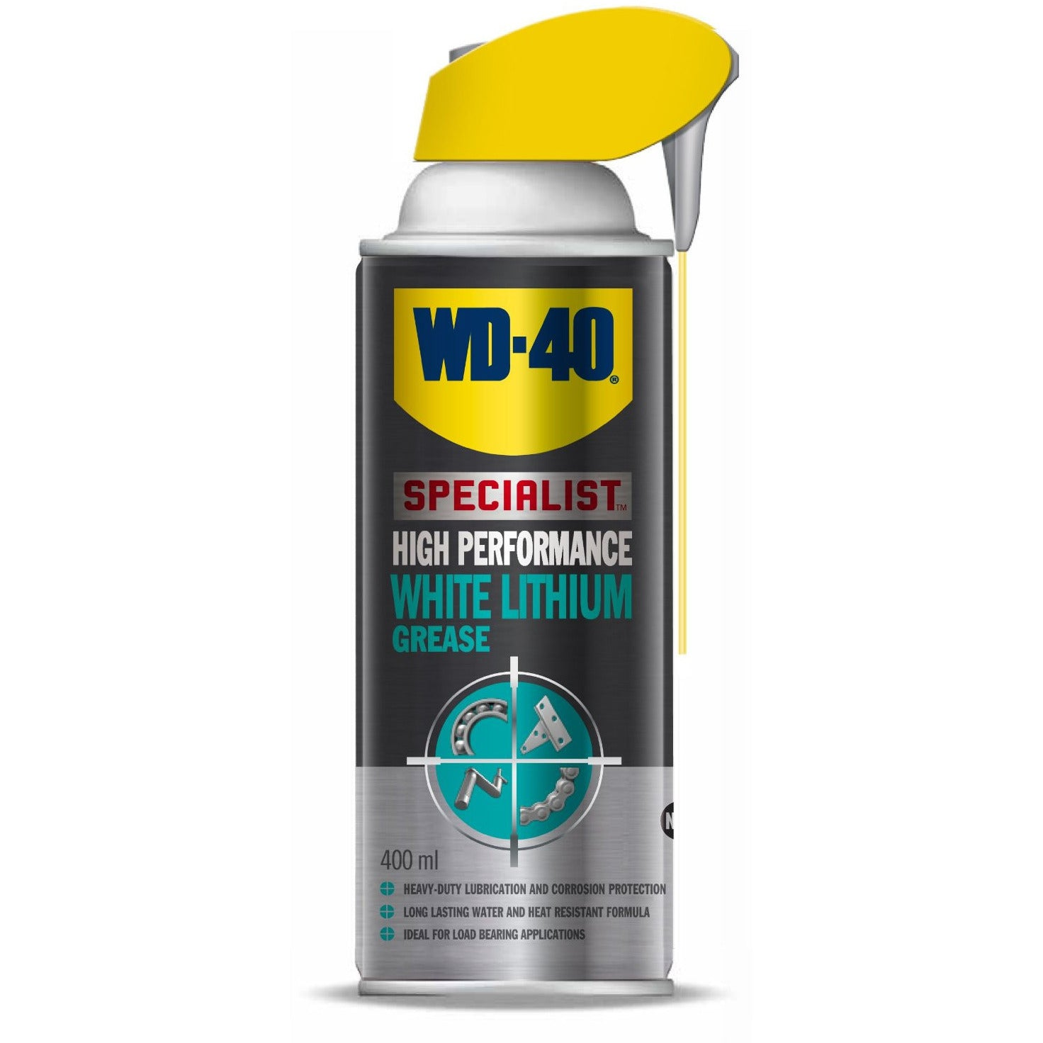 WD-40 GREASE SPRAY (400ML)