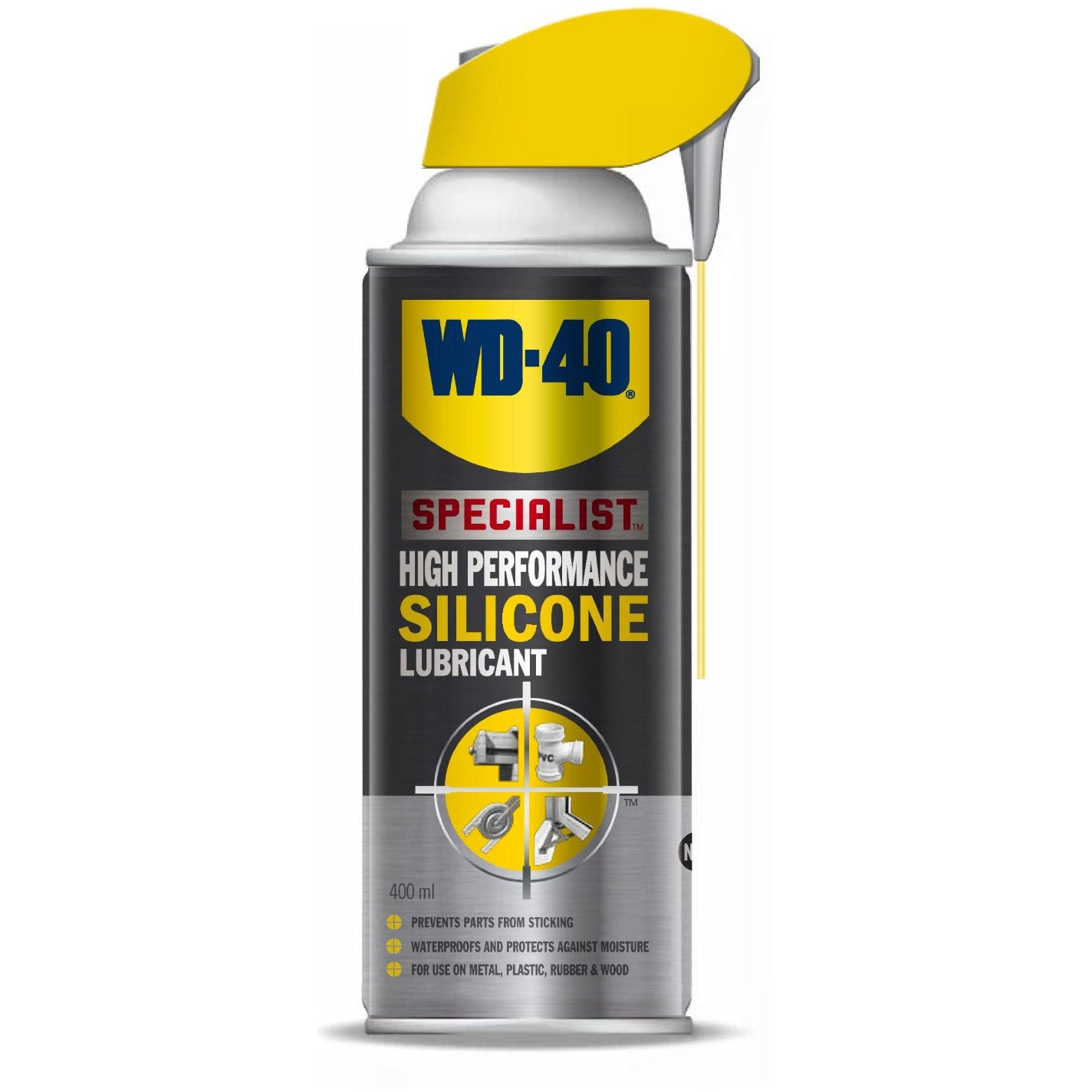WD-40 Silicone Sparay (400ML)