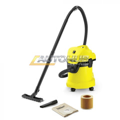 Karcher Wet & Dry Vacuum Cleaner (WD 3) - Autohub Pakistan