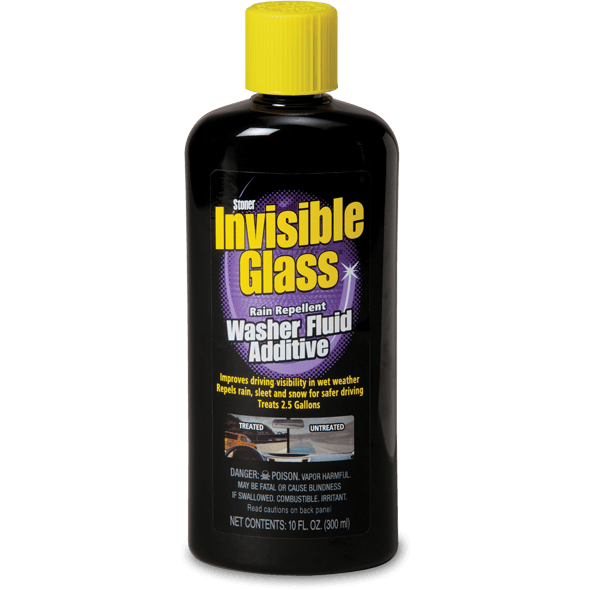 Stoner Invisible Glass Washer Fluid Additive