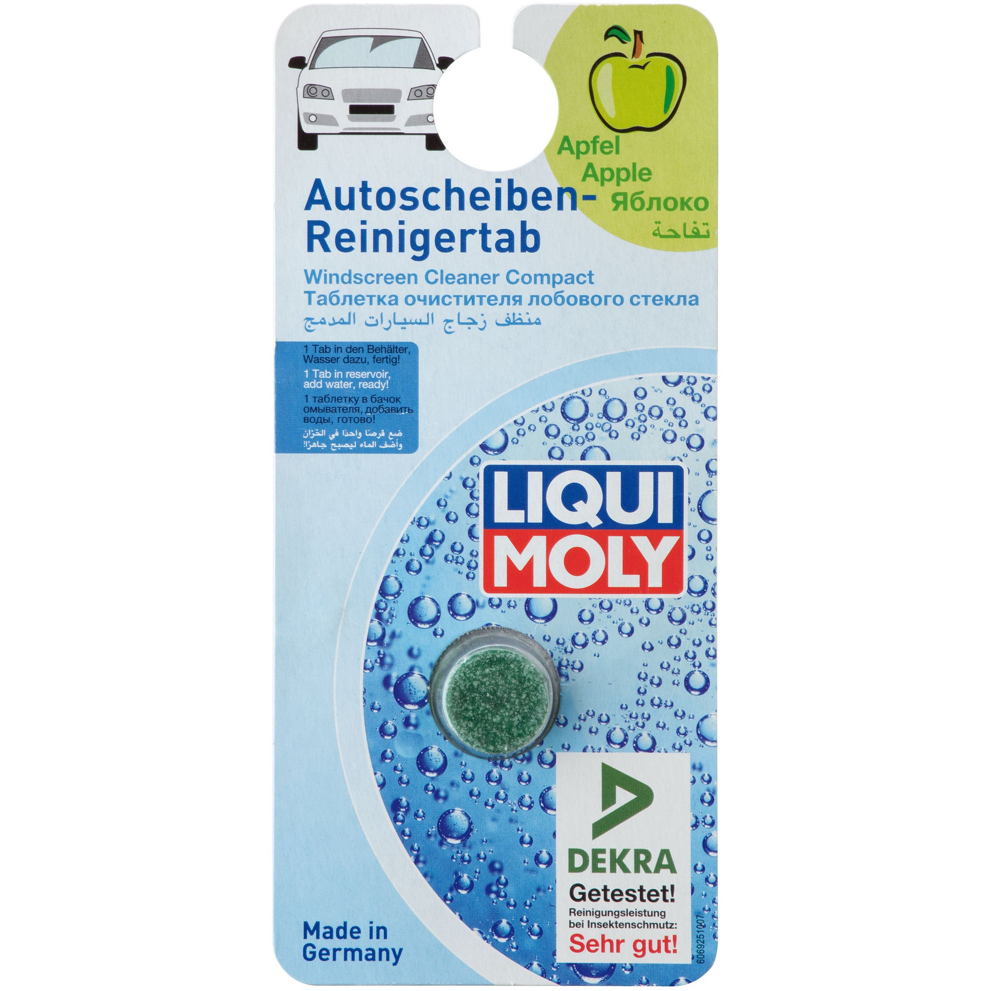 Liqui Moly Windscreen Cleaner Tablet