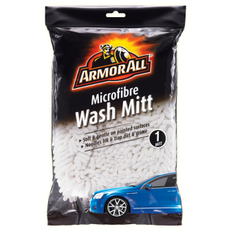 ARMOR ALL WASH MITT (1PC)