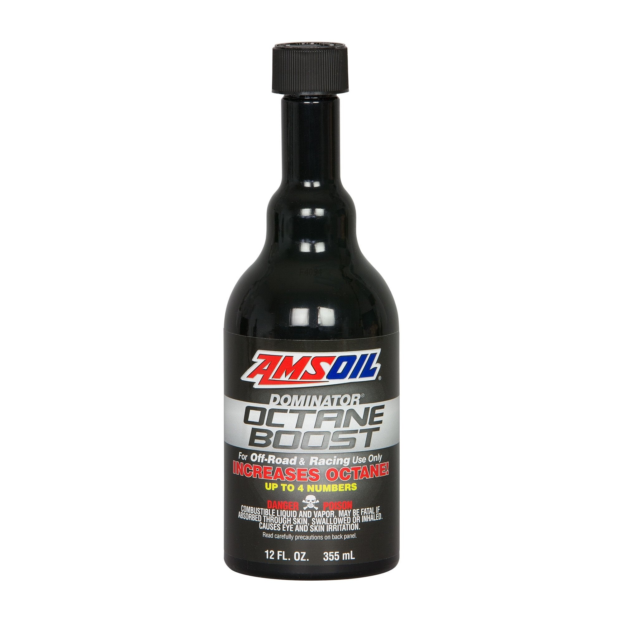 AMSOIL Dominator Octane Boost Fuel Additive 355 ml